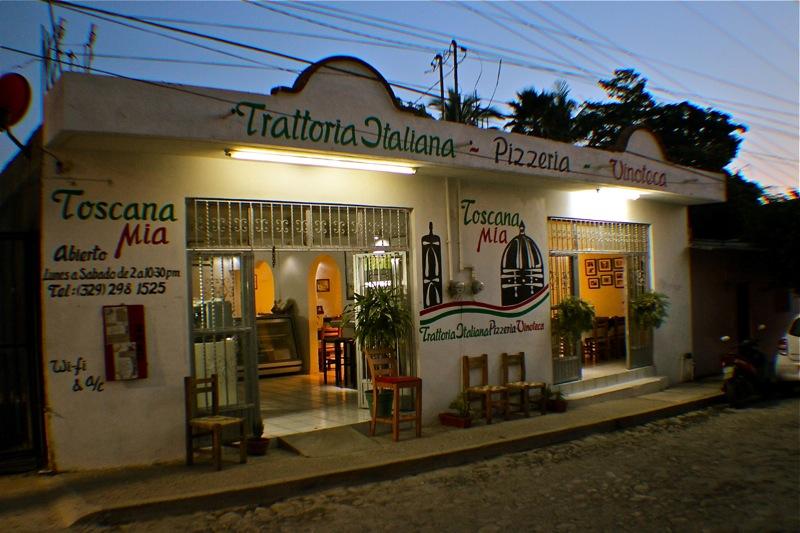 Toscana Mia | 360 Mexico